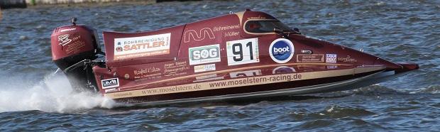 Moselsternhotels Powerboat