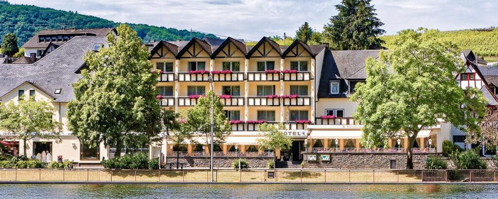 Hotel Fuhrmann Moselansicht