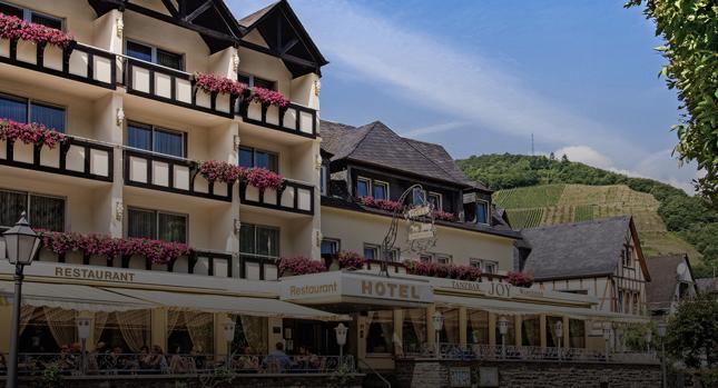 Hotel Fuhrmann Strassenansicht