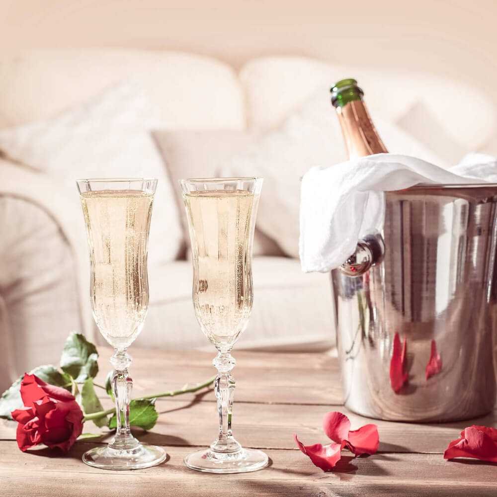 Romantischer Sonntag
