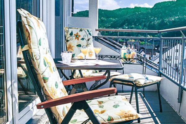 Brixiade Junior Suit Balkon